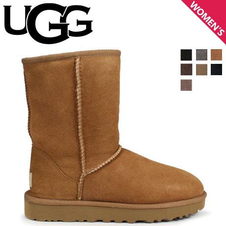 UGG アグ ムートン ブーツ クラシック ショート WOMENS CLASSIC SHORT 1016223 レディース [予約商品 9/12頃入荷予定 新入荷]