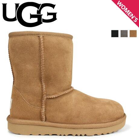 UGG アグ ムートン ブーツ クラシック 2 CLASSIC II 1017703K キッズ [予約商品 9/12頃入荷予定 新入荷]