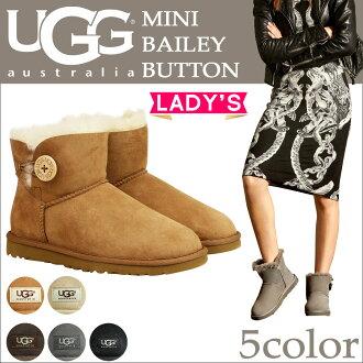 UGG UGG mini Bailey button 3352 MINI BAILEY BUTTON boots women's