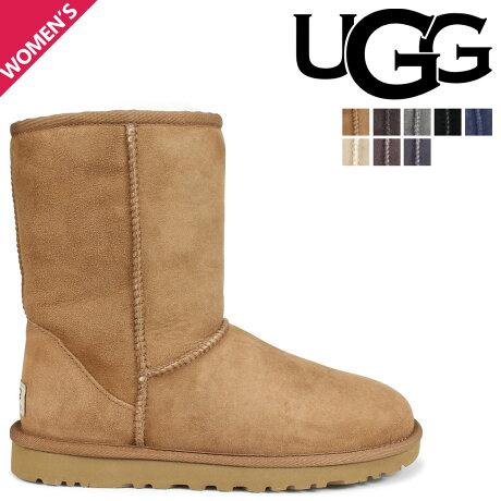 アグ UGG クラシック ショート 2 ブーツ ムートンブーツ WOMENS CLASSIC SHORT 2 レディース 5825 1016223