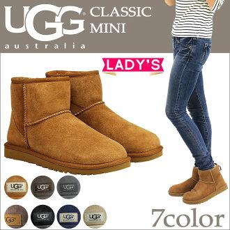 ★ ★ UGG UGG women's classic mini boots 5854 WOMENS CLASSIC MINI ladies 2013 FALL new Sheepskin 41% off!