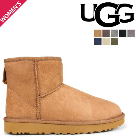 アグ UGG ムートン ブーツ クラシック ミニ 2 WOMENS CLASSIC MINI II 5854 1016222 レディース