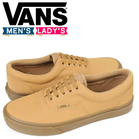 VANS ERA スニーカー メンズ レディース バンズ ヴァンズ エラ VN0A38FROTS 靴 ブラウン [5/2 追加入荷]