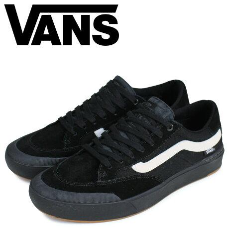 VANS ヴァンズ バール プロ スニーカー メンズ バンズ BERLE PRO ブラック 黒 VN0A3WKXB8C [予約 2/21 再入荷予定]