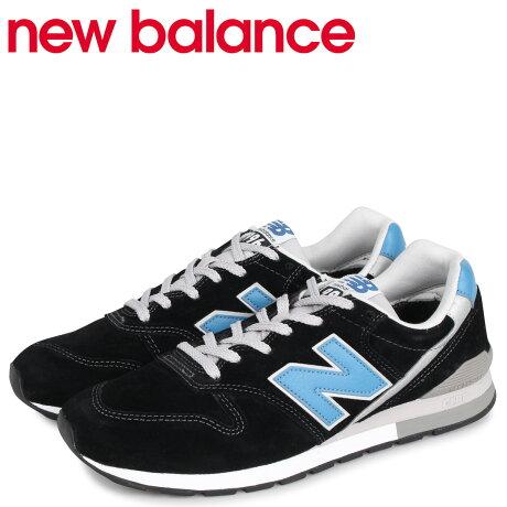 new balance ニューバランス CM996 スニーカー メンズ Dワイズ ブラック 黒 CM996PSB