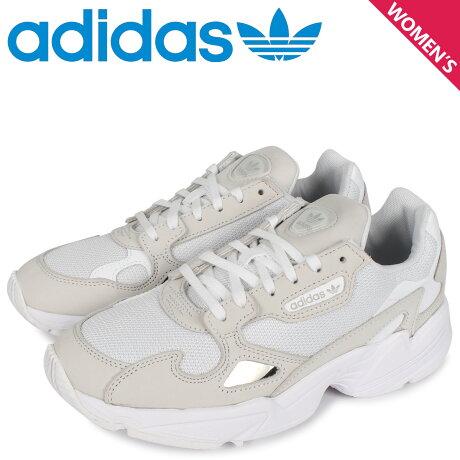 アディダス オリジナルス adidas Originals アディダスファルコン スニーカー レディース ADIDASFALCON W ホワイト 白 B28128 [予約 2/7 新入荷予定]