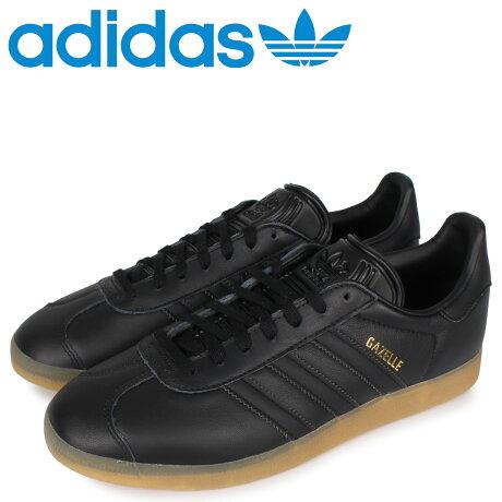 アディダス オリジナルス adidas Originals ガゼル スニーカー メンズ ガッツレー GAZELLE ブラック 黒 BD7480 [予約 1/31 新入荷予定]