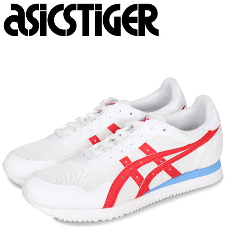 アシックスタイガー asics Tiger タイガー ランナー スニーカー メンズ TIGER RUNNER ホワイト 白 1191A207-104 [予約 1/31 新入荷予定]