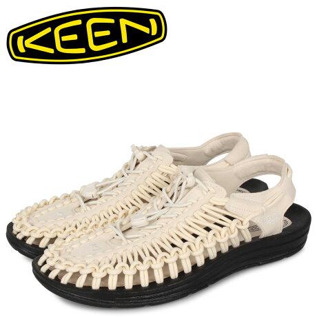 キーン KEEN ユニーク サンダル スポーツサンダル メンズ UNEEK ホワイト 白 1023045 [予約 1/22 新入荷予定]