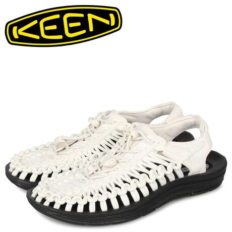 キーン KEEN ユニーク サンダル スポーツサンダル レディース UNEEK ホワイト 白 1023170 [1/22 新入荷]