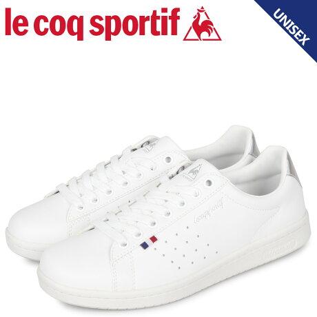 ルコック スポルティフ le coq sportif LA ローラン スニーカー メンズ レディース LA ROLAND SL ホワイト 白 QL1PJC19WS [予約 1/24 新入荷予定]