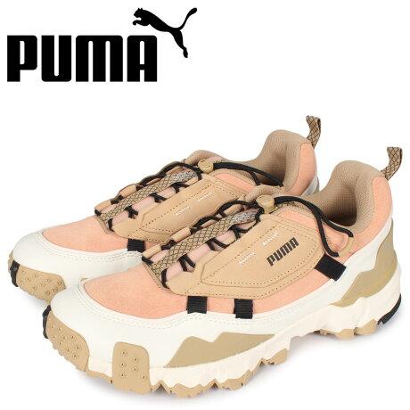 プーマ PUMA トレイルフォックス スニーカー メンズ TRAILFOX OVERLAND PG ピンク 37147501 [予約 1/31 新入荷予定]