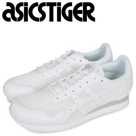 アシックス asics タイガー ランナー スニーカー メンズ TIGER RUNNER ホワイト 白 1191A207-100 [予約 2/25 新入荷予定]
