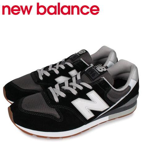 ニューバランス new balance 993 スニーカー メンズ Dワイズ ブラック 黒 CM996SMB [予約 2/25 新入荷予定]