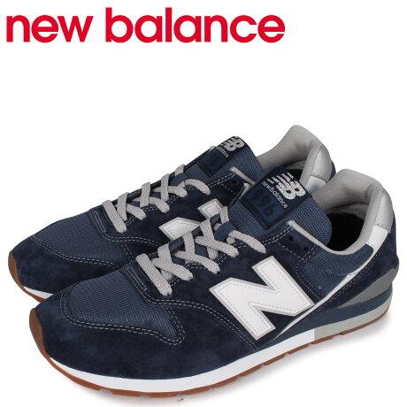 ニューバランス new balance 993 スニーカー メンズ Dワイズ ネイビー CM996SMN [予約 2/25 新入荷予定]