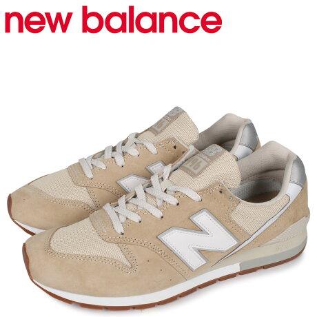 ニューバランス new balance 993 スニーカー メンズ Dワイズ ベージュ CM996SMT [予約 2/25 新入荷予定]