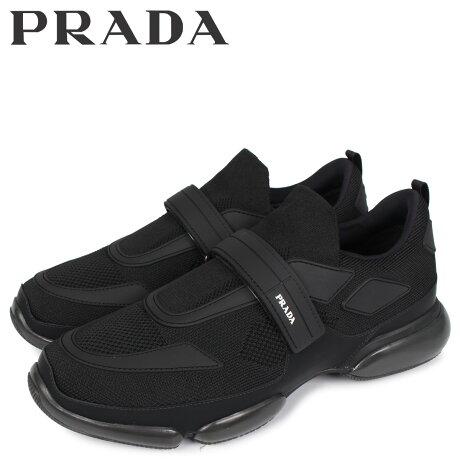 プラダ PRADA クラウドバスト スニーカー メンズ CLOUD BUST CARRY OVER ブラック 黒 2OG064 [予約 3/3 新入荷予定]