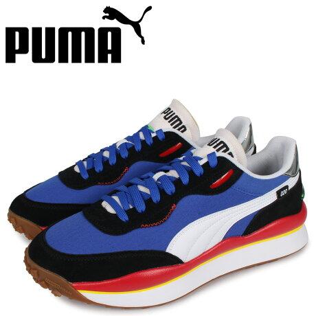 プーマ PUMA スタイル ライダー スニーカー メンズ STYLE RIDER ホワイト 白 37115001 [予約 2/26 新入荷予定]