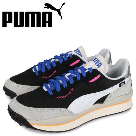 プーマ PUMA スタイル ライダー スニーカー メンズ STYLE RIDER ブラック 黒 37115002 [予約 2/26 新入荷予定]