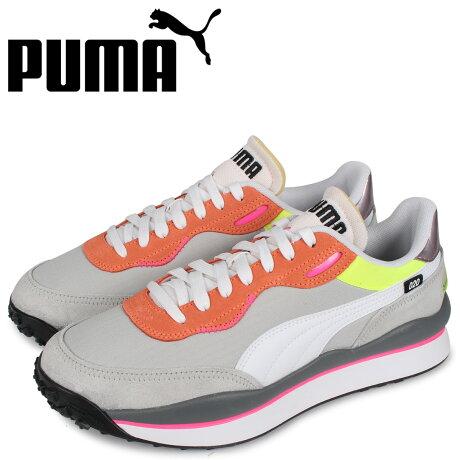 プーマ PUMA スタイル ライダー スニーカー メンズ STYLE RIDER グレー 37115003 [予約 2/26 新入荷予定]