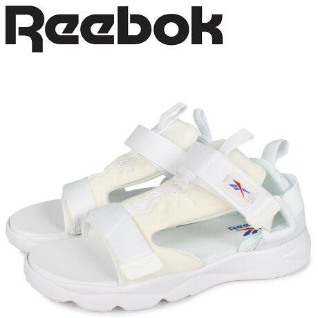 Reebok リーボック フューリーライト サンダル スポーツサンダル メンズ レディース FURYLITE SANDAL ホワイト 白 FU9296