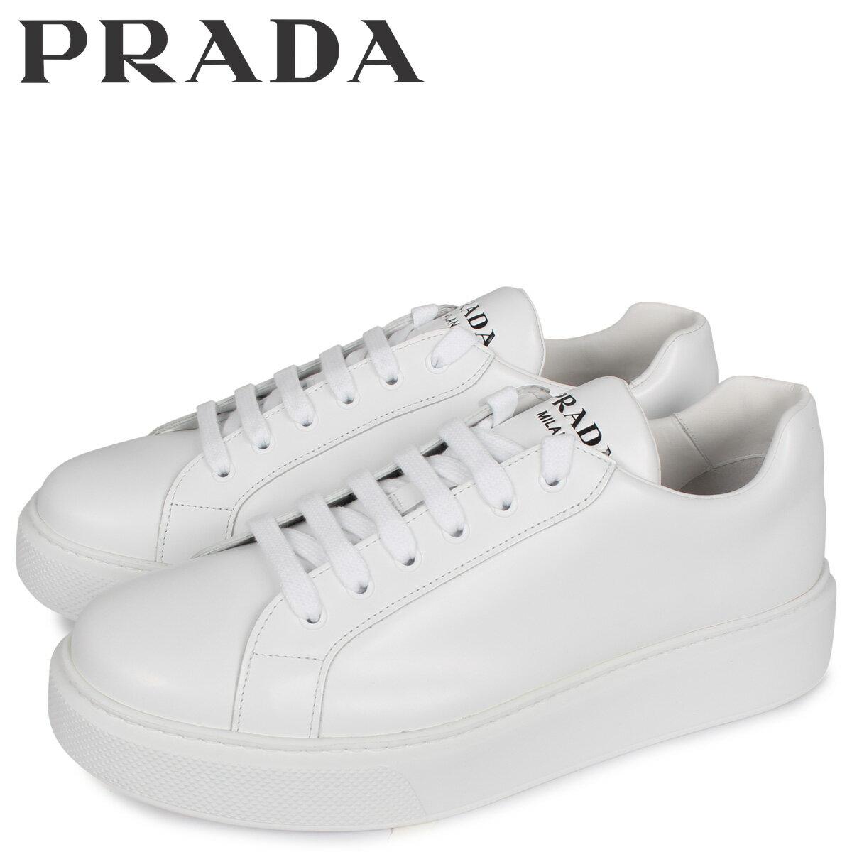 メンズ靴, スニーカー 1000OFF PRADA NEW SNEAKER FONDO CASSETTA 4E3489