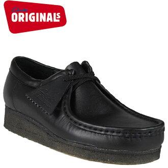 Clarks originals-Clarks ORIGINALS Wallaby 37981 WALLABE leather crepe sole men's