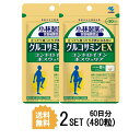 【2パック】【送料無料】 小林製薬 グルコサミンEX 約30日分×2セット (480粒) 健康サプリメント