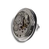 TATEOSSIAN タテオシアン ラペルピン メンズ 時計 PI0352/SILVER