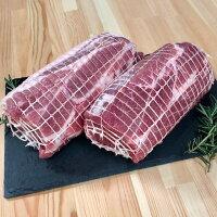 庄内産豚肩ロース煮豚焼豚用1kg(500g×2本)