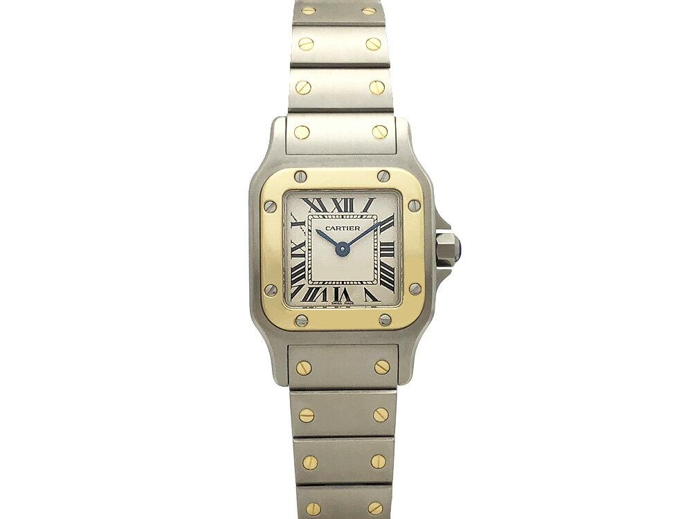腕時計, レディース腕時計 CARTIER SM W20012C4 K18SS