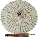 雨の日に和傘!!お手頃な価格です番傘 茶【あす楽対応】