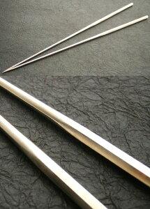 ステン共柄盛り箸(盛りばし)180