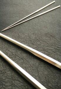 ステン共柄盛り箸(盛りばし)150