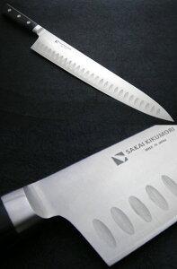 KIKUMORIサーモン型牛刀30(堺菊守)