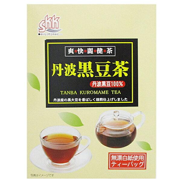 【丹波黒豆茶】【大豆イソフラボン】【ティーバッグ】