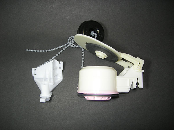 TOTO大便器タンク部品ロータンク式大便器用排水弁部(レスティカ・CSR便器用)HH08008Z