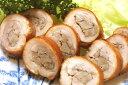 厳選された「水郷どり」のもも肉で地元千葉産のごぼうを巻きました。【2sp_120405_b】鶏ごぼう巻き(八幡巻き)【2sp_120405_b】