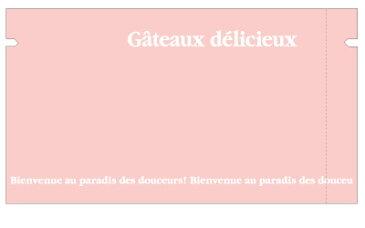 【10枚セット】 バリアOP 合掌袋 ガトーピンク 75×135(ミリ) 【日本製】【包装 ラッピング 袋】【ケーキ cake クッキー cookie お菓子】