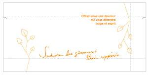 バリアNYGZ袋ナチュラルリーフ(Or)70×30×150(ミリ)100枚セット【包装ラッピング袋】【ケーキcakeクッキーcookieお菓子】