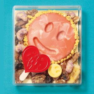 【1/27〜2/16迄☆バレンタインセール中!】【日本製】PVCクリアケースカレ小20個【中身が見えるクッキー・チョコギフト】【ゼリーやモンブランなどケーキにも!】