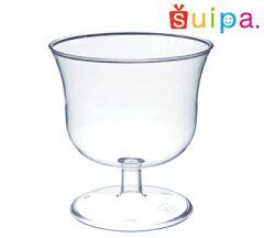ワイン グラス風 パフェ プラスチック
