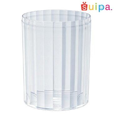 【送料無料】【日本製】PS 68-270 インライン容器 60個 【ストライプ 縦縞 デザートカップ プリンカップ プリン型 プラスチック容器 カップ】【蓋別売】