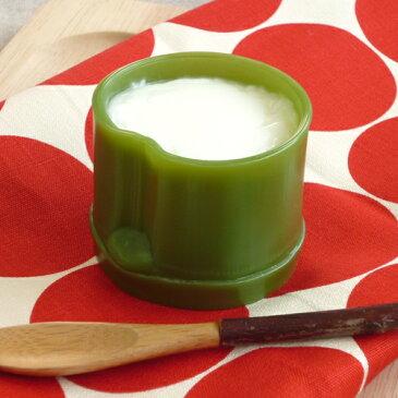 【耐熱】PP60-75 竹容器 10個【日本製】【和菓子・和惣菜にぴったりのプラスチックカップ!】