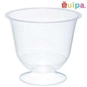 【日本製】PP88-215ピルスナー25個【足つきカップデザートカッププリンカッププラスチック容器カップ】