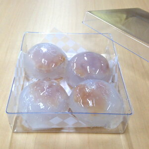 【日本製】PVCクリアケースカレ20個【中身が見えるクッキー・チョコギフト】