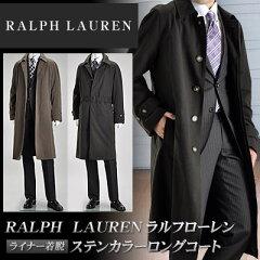 RALPH LAUREN ラルフローレンの定番コート!【送料無料】【RALPH LAUREN ラルフローレン】ライ...