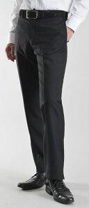 T/Wウォッシャブル・スタイリッシュノータックストレートパンツ(メンズ スラックス 春夏 美脚 スリム)【TREBIO】 pants【送料無料】