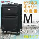 Beatas(ビータス)BSC-20 4輪タイプ スーツケース キャリケース キャリーバッグ ビジネ...