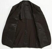 送料無料福袋【大きいサイズ】アジャスター付き2ボタンスーツ背抜きE体